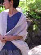 真木テキスタイルスタジオ gangamakiの布・衣展